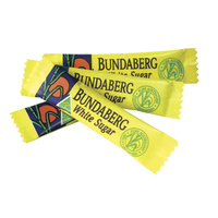 Bundaberg Portion Control White Sugar Sticks 3gm Carton 2000