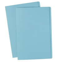 Avery Manilla Folder Foolscap Light Blue Pack 20