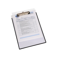 Marbig Clipboard A4 Clearview With Insert Cover