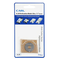 Carl DC200/230 Blades Perforating Disk Cutter