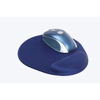 DAC MP127 Super Gel Mouse Pad Straight Blue
