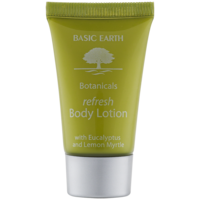 Basic Earth Botanicals Hand & Body Lotion 30ml Tube Carton 300