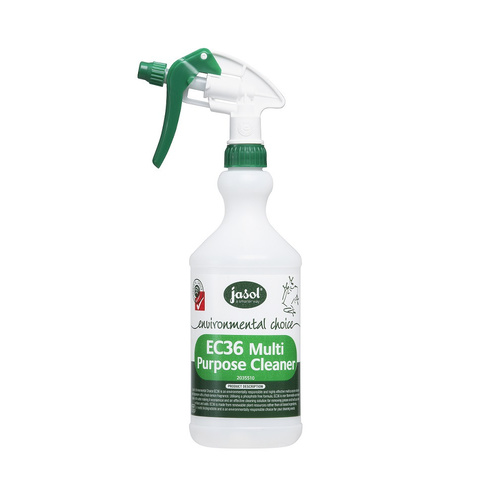 Jasol EC36 Environmental Choice Multi-Purpose Cleaner Spray Bottle (Unfilled)