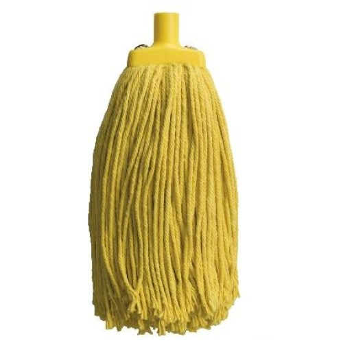 Commercial Value Mop Head 400gm Yellow